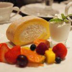 心斎橋「サロン・ド・モンシェール」で優雅に堂島ロールを食べよう