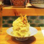 京都・四条の町屋居酒屋「おうちごはん中島家」のホタテ貝柱のポテサラが絶品