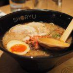 ロンドンのバー巡りの後は「昇龍(SHORYU)」のラーメンで〆るべき