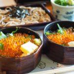VIP御用達!バンコクの日本料理店「天翠(てんすい)」のランチはイクラ丼がおすすめ