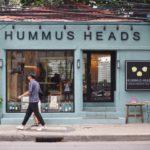 焼きナスのフムス!バンコクのレバノン料理店「Hummus Heads(フムスヘッズ)」でヘルシーランチを楽しもう