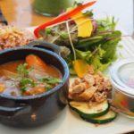 原価率80%のカレー!金沢駅の浦田クリニック併設「cafe87(カフェ・ハナ)」でグルテンフリーのランチを食べよう