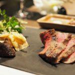 DINING hで和牛ステーキ!羽田空港の最上級ラウンジ「ANA SUITE LOUNGE」体験レポート