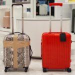 4年間世界中を引き釣り回したスーツケースを新調したった